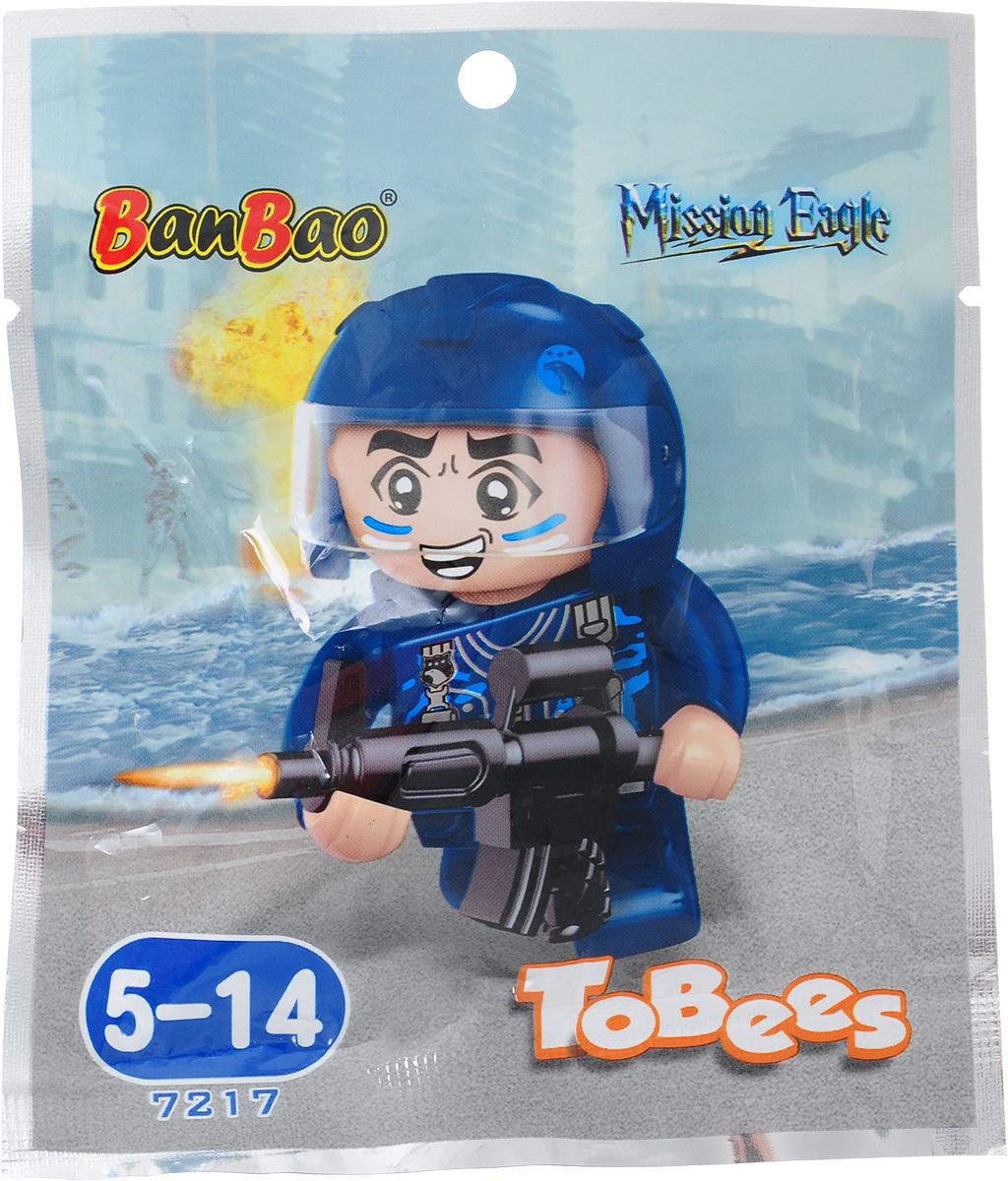 BanBaoКонструктор Фигурка Tobees 7217 BanBao