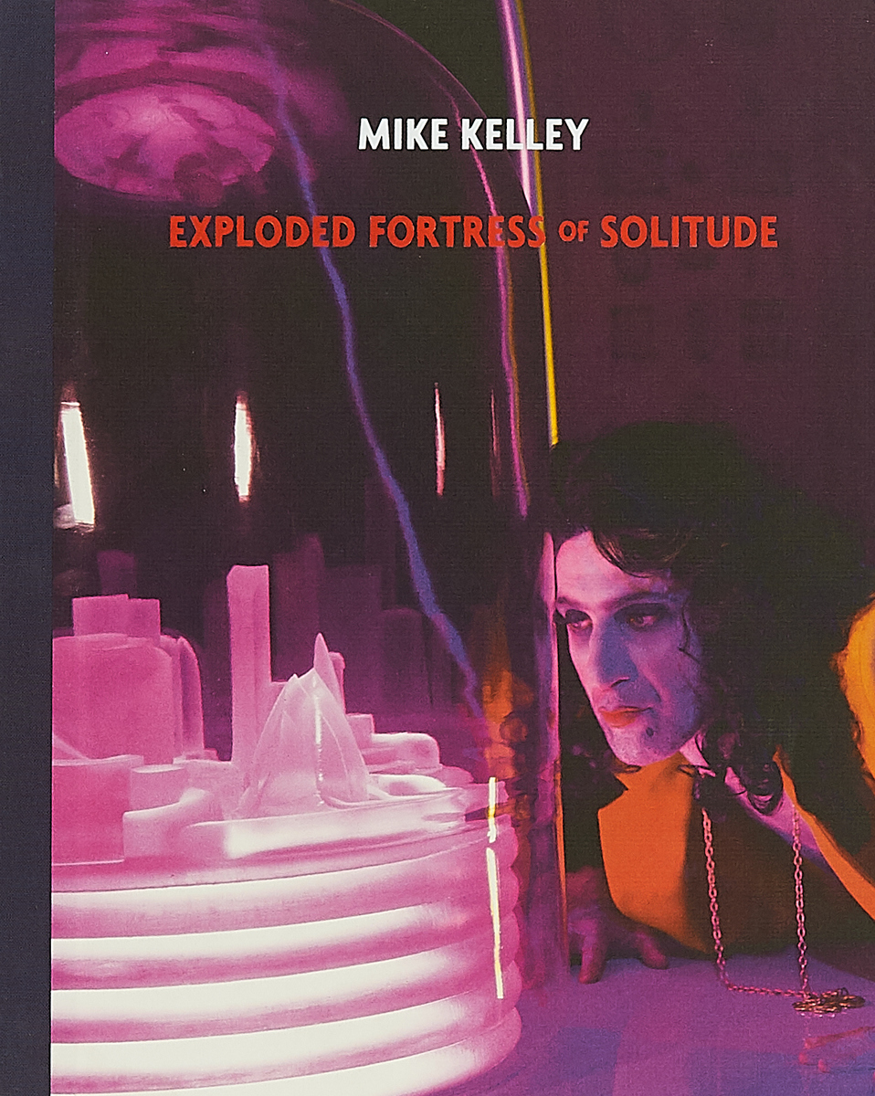 Mike Kelley: Exploded Fortress of Solitude [tool] 2017 new arrival kpop bts bangtan boys army a limited edition ver ii concert lamp bomb light stick concert tool 0155