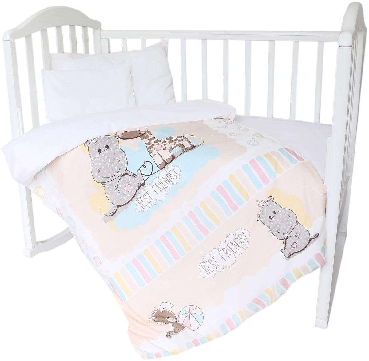Baby Nice Комплект в кроватку Лучшие друзья