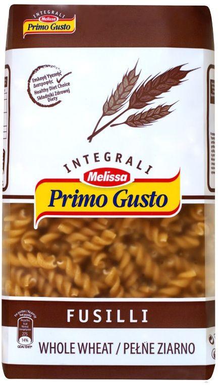 Melissa-Primo Gusto Фусили, 500 г federici вермишель макаронные изделия 500 г