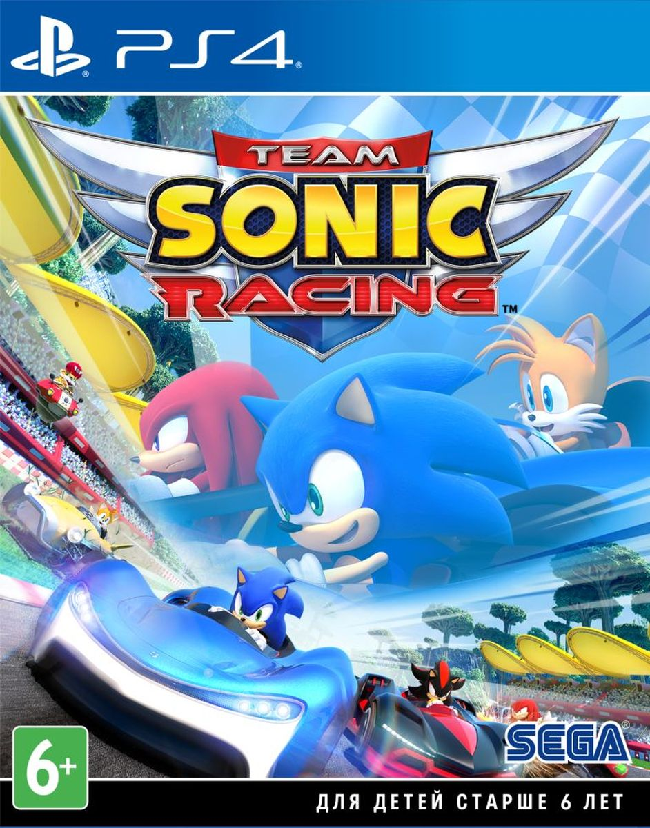 Zakazat.ru Team Sonic Racing (PS4)