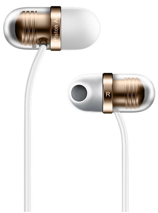 Xiaomi Piston Air Capsule Earphone, White Gold наушники