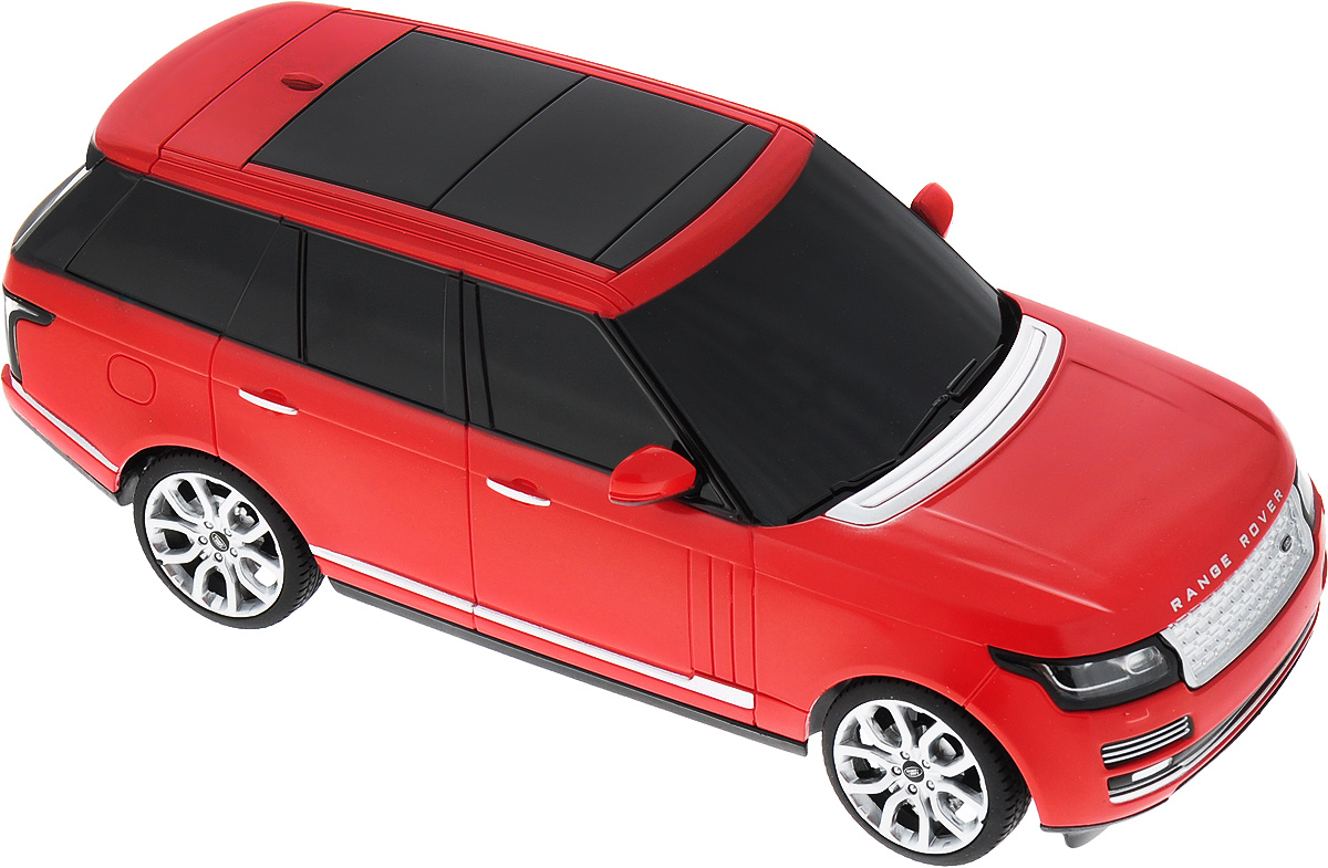 Rastar Радиоуправляемая модель Range Rover Sport 2013 масштаб 1:24 rastar радиоуправляемая модель bmw x6 цвет черный масштаб 1 24
