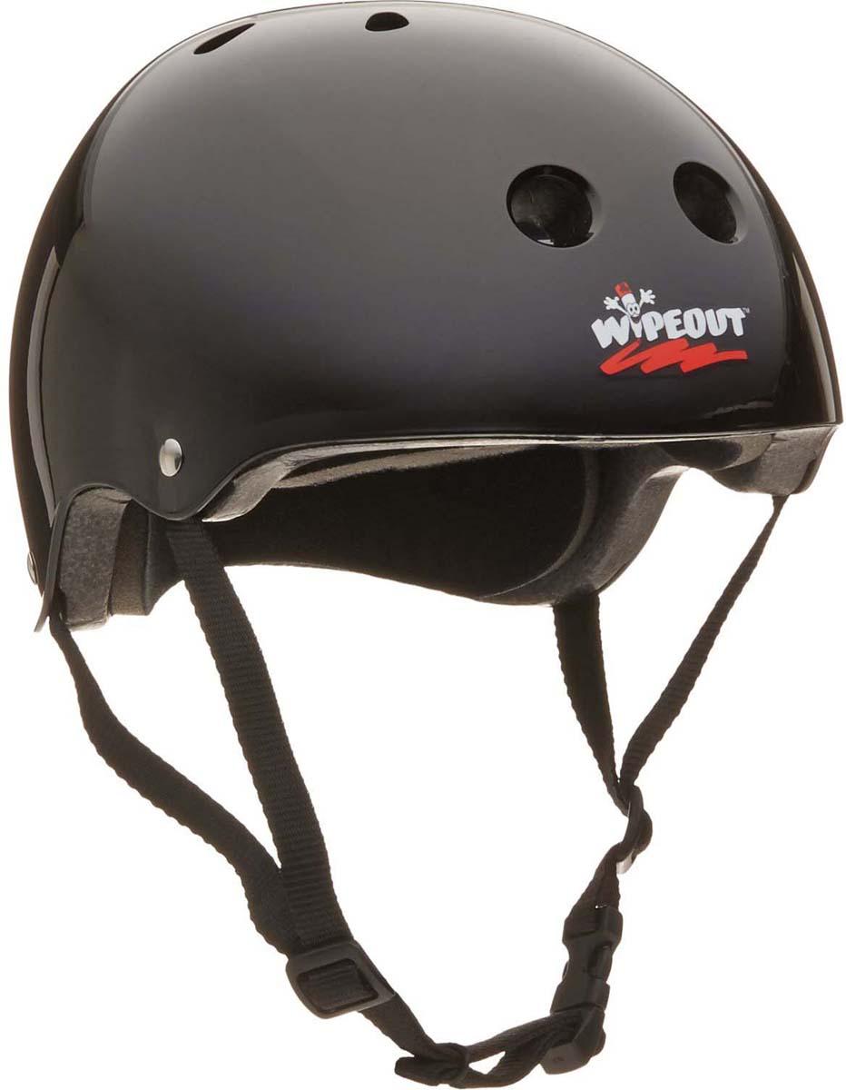 Шлем Wipeout, с фломастерами, цвет: черный. Размер M (5+)