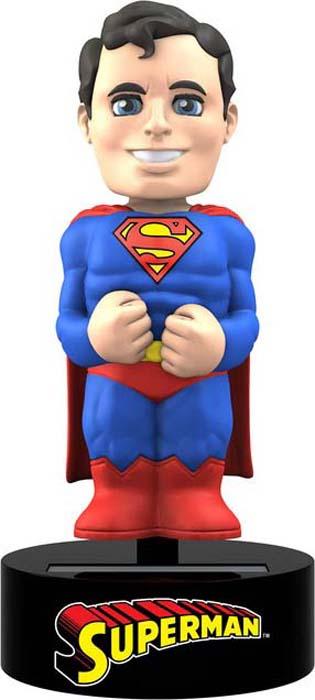 Neca Фигурка на солнечной батарее DC Comics Superman 15 см фигурки игрушки neca фигурка aliens 7 series 2 sgt windrix 4шт in