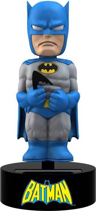 Neca Фигурка на солнечной батарее DC Comics Batman 15 см фигурки игрушки neca фигурка aliens 7 series 2 sgt windrix 4шт in