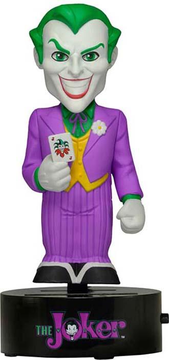 Neca Фигурка на солнечной батарее DC Comics Joker 15 см фигурки игрушки neca фигурка aliens 7 series 2 sgt windrix 4шт in