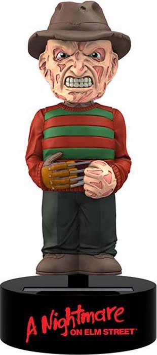 Neca Фигурка на солнечной батарее Nightmare On Elm Freddy 15 см