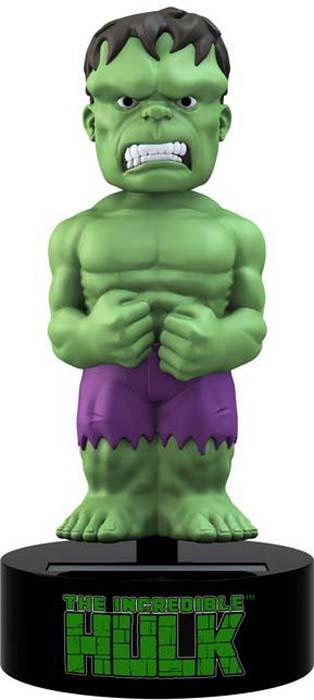 Neca Фигурка на солнечной батарее Marvel Hulk 15 см фигурки игрушки neca фигурка aliens 7 series 2 sgt windrix 4шт in