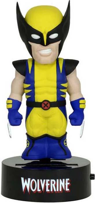 Neca Фигурка на солнечной батарее Marvel Wolverine 15 см фигурки игрушки neca фигурка aliens 7 series 2 sgt windrix 4шт in