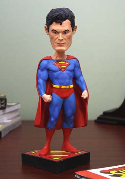 Neca Фигурка Head Knocker DC Classic Superman Extreme 20 см оправа marc jacobs marc jacobs ma298dwnno27