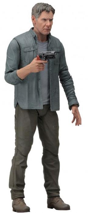 Neca Фигурка Blade Runner 2049 Deckard 18 см игрушка фигурка neca клейтон кармайн