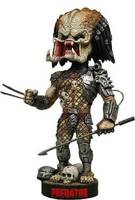 Neca Фигурка Head Knocker Predator Series 1 Predator With Spear 20 см
