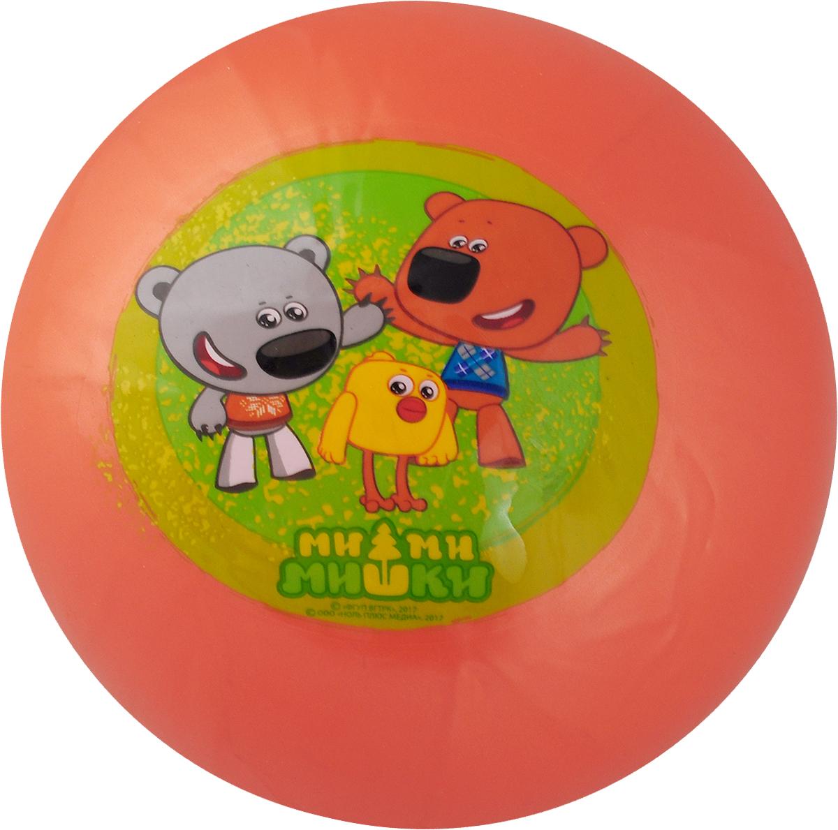 Играем вместе Мяч Мимимишки 23 см AD-9