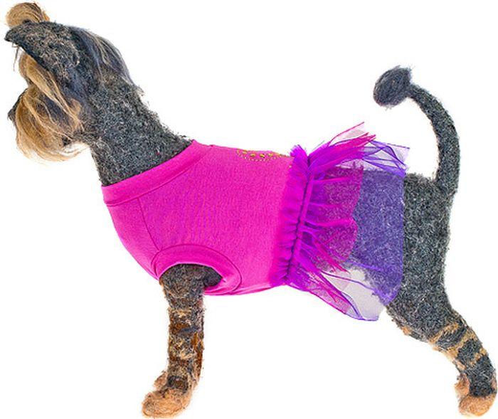 """Платье для собак Happy Puppy """"Айседора"""", для девочки. Размер 3 (L)"""