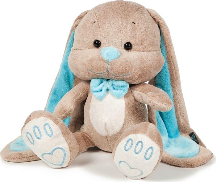 Jack & Lin Мягкая игрушка Зайчик с бабочкой 25 см stella толстовка зайка с бабочкой вышивка