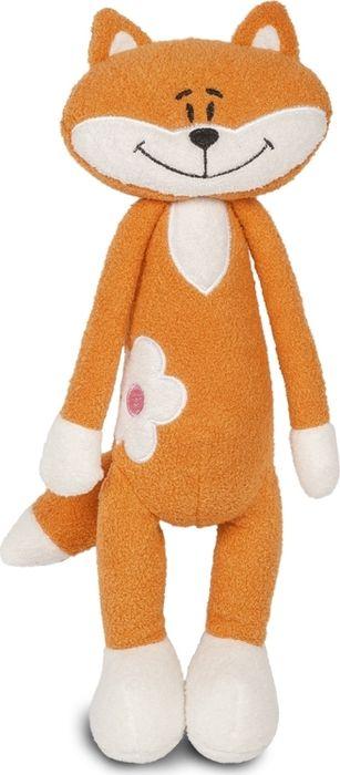 Maxitoys Luxury Мягкая игрушка Лисичка с цветочком luxury stand flip