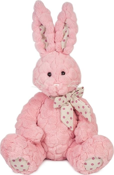 Maxitoys Luxury Мягкая игрушка Зайка Пинки 30 см цена