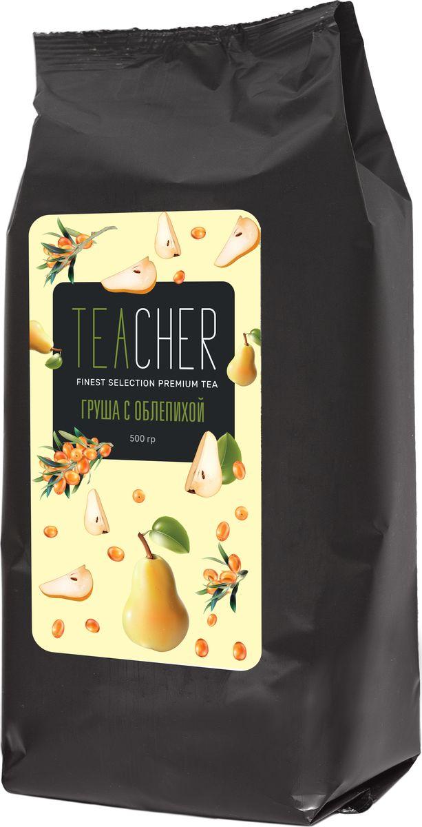 Teacher Облепиха с грушей и османтусом чай листовой, 250 г ароматизаторы