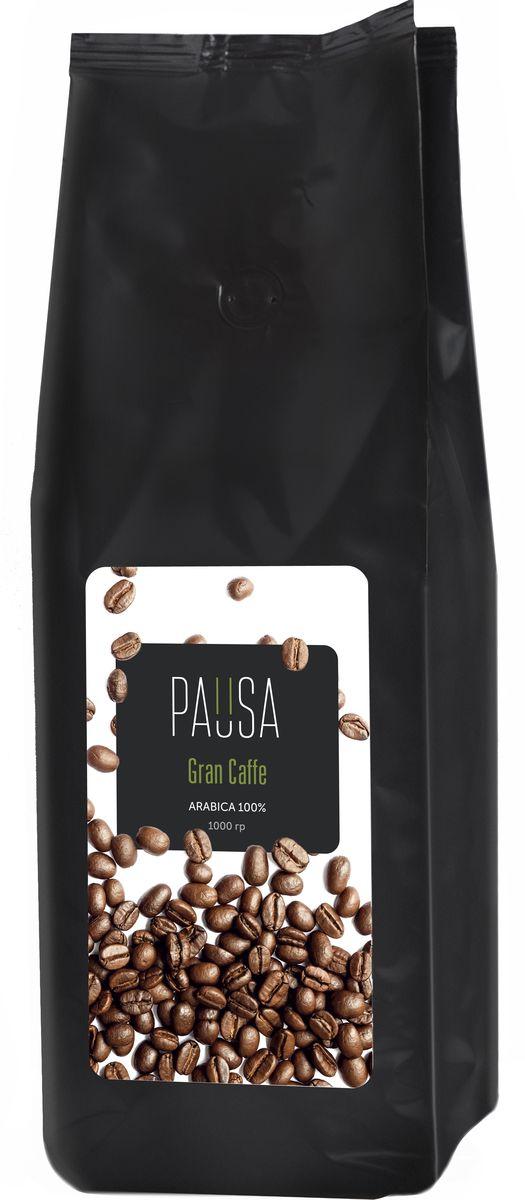 Pausa Gran Caffe Перу 100% арабика кофе в зернах, 1 кг