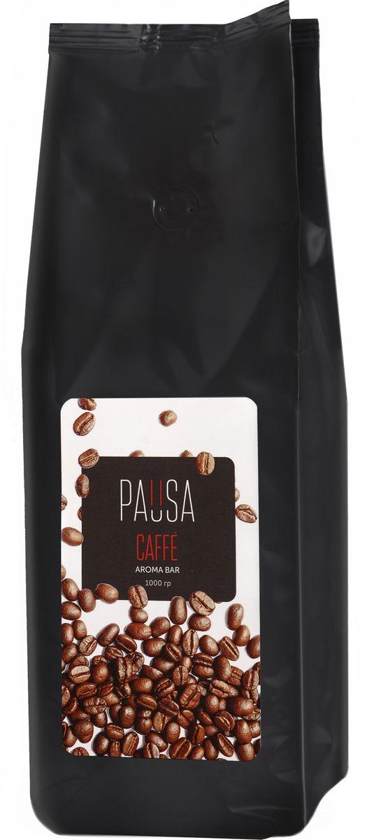 Pausa Aroma Bar кофе в зернах, 1 кг