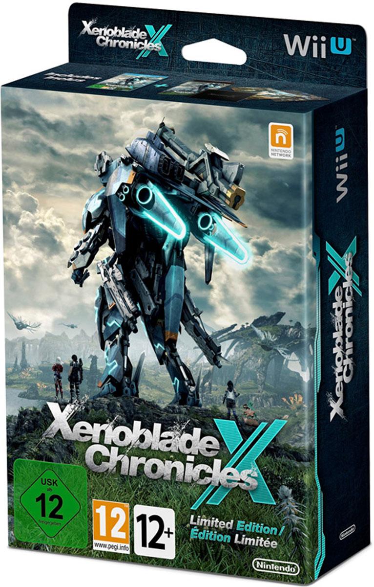 Xenoblade Chronicles X. Ограниченное издание (Wii U) цена и фото