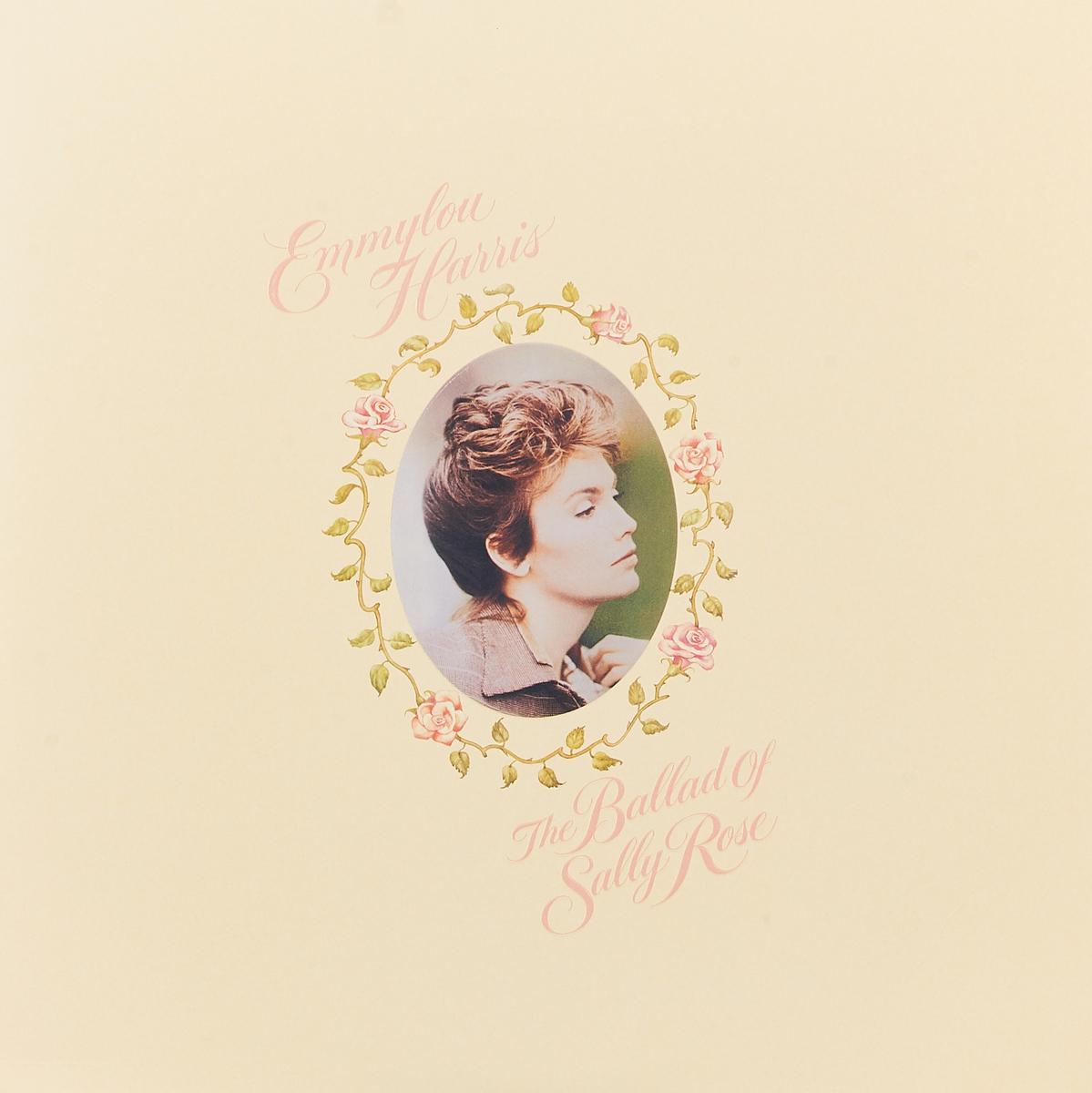 Эммилу Харрис Emmylou Harris. The Ballad Of Sally Rose (2 LP) emmylou harris emmylou harris the traveling kind lp cd