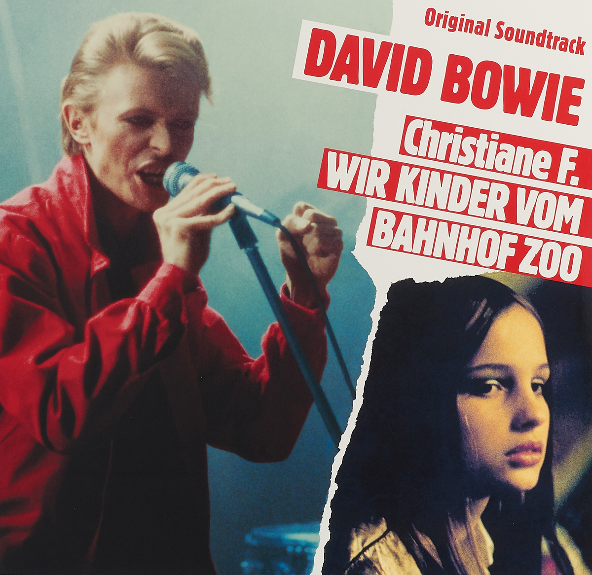 все цены на Дэвид Боуи David Bowie. Christiane F. Wir Kinder Vom Bahnhof Zoo (Coloured Vinyl) (LP)