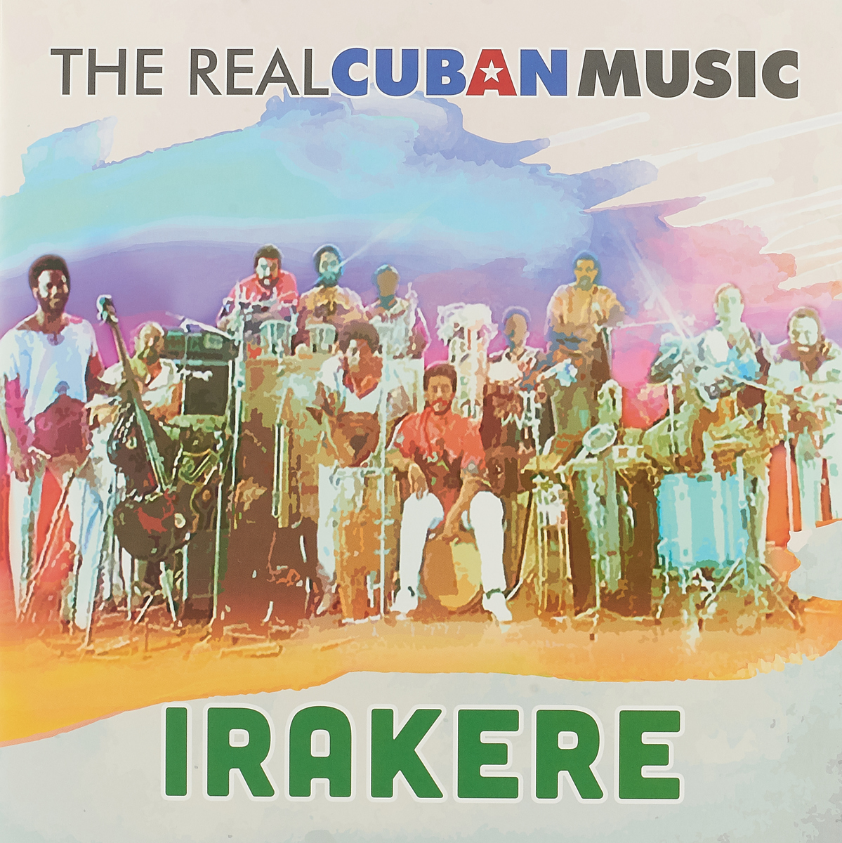 Фото - Irakere Irakere. The Real Cuban Music (2 LP) real madrid zalgiris kaunas