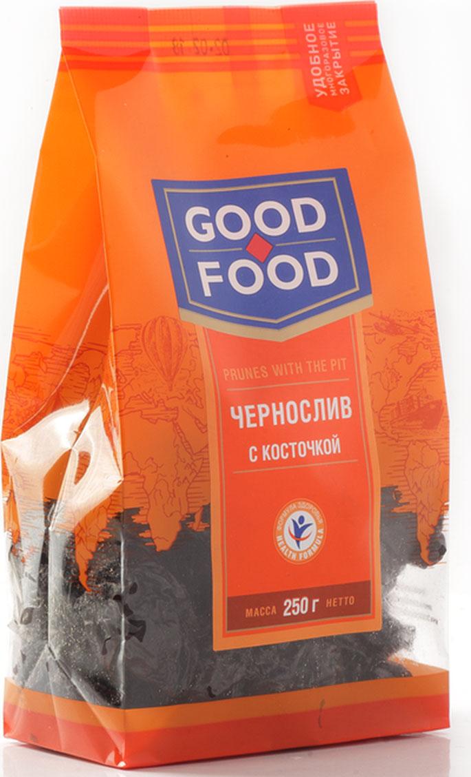 Good FoodЧерносливсушеныйскосточкой,250г baraka пальчики шоколадные 400 г