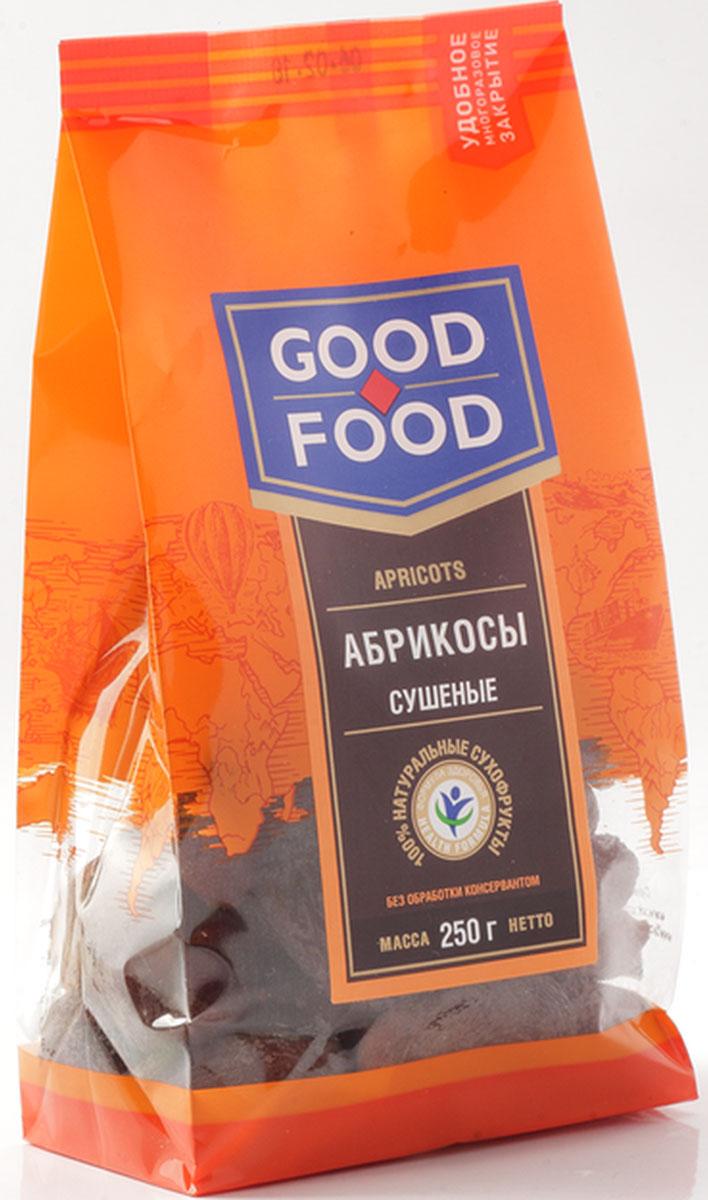 Good FoodАбрикосысушеныенатуральные,250г