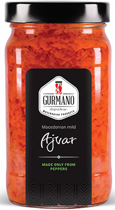 Gurmano Айвар сладкий, 490 г l карнитин geon ацетил л карнитин 600 мг 75 капсул