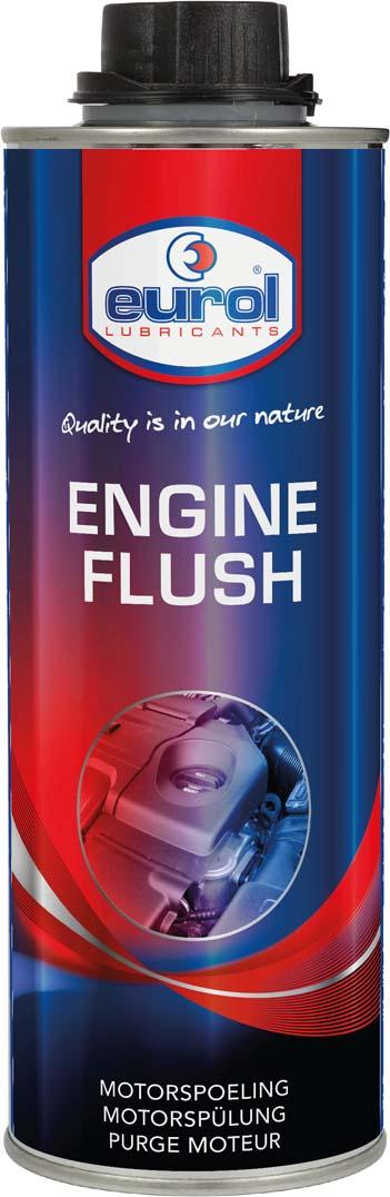 Купить Промывка масляной системы Eurol Engine Flush, 500 мл