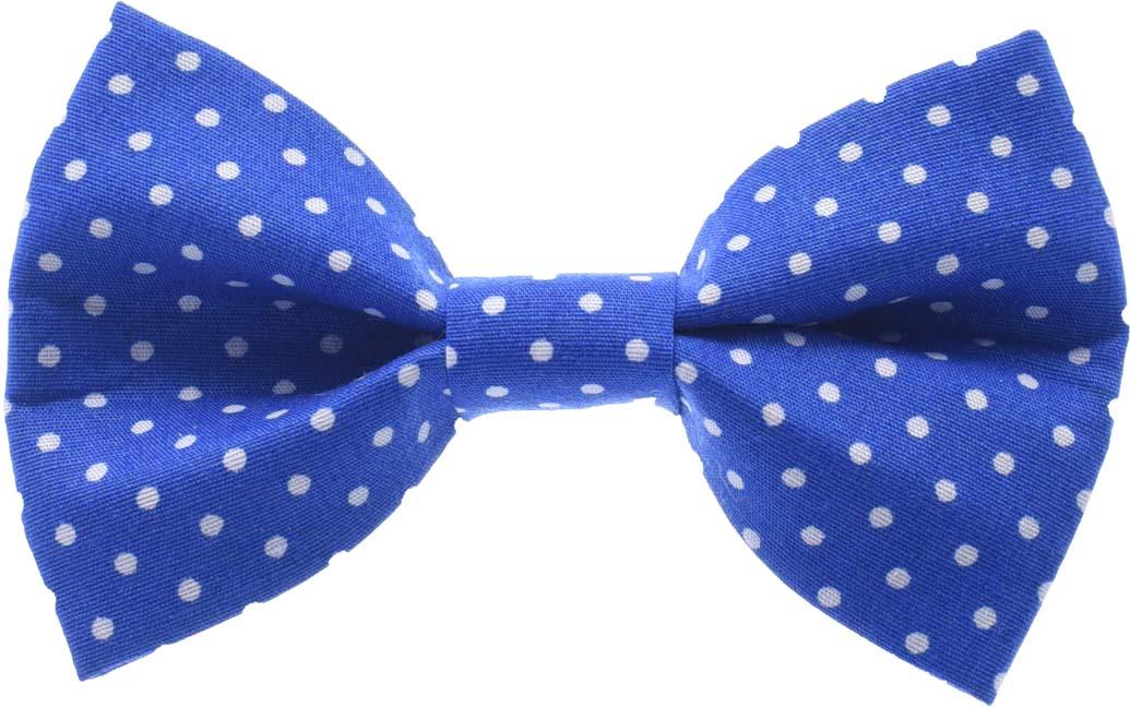 Галстук-бабочка для мальчика Malina By Андерсен, цвет: синий. 00026бм00. Размер универсальный