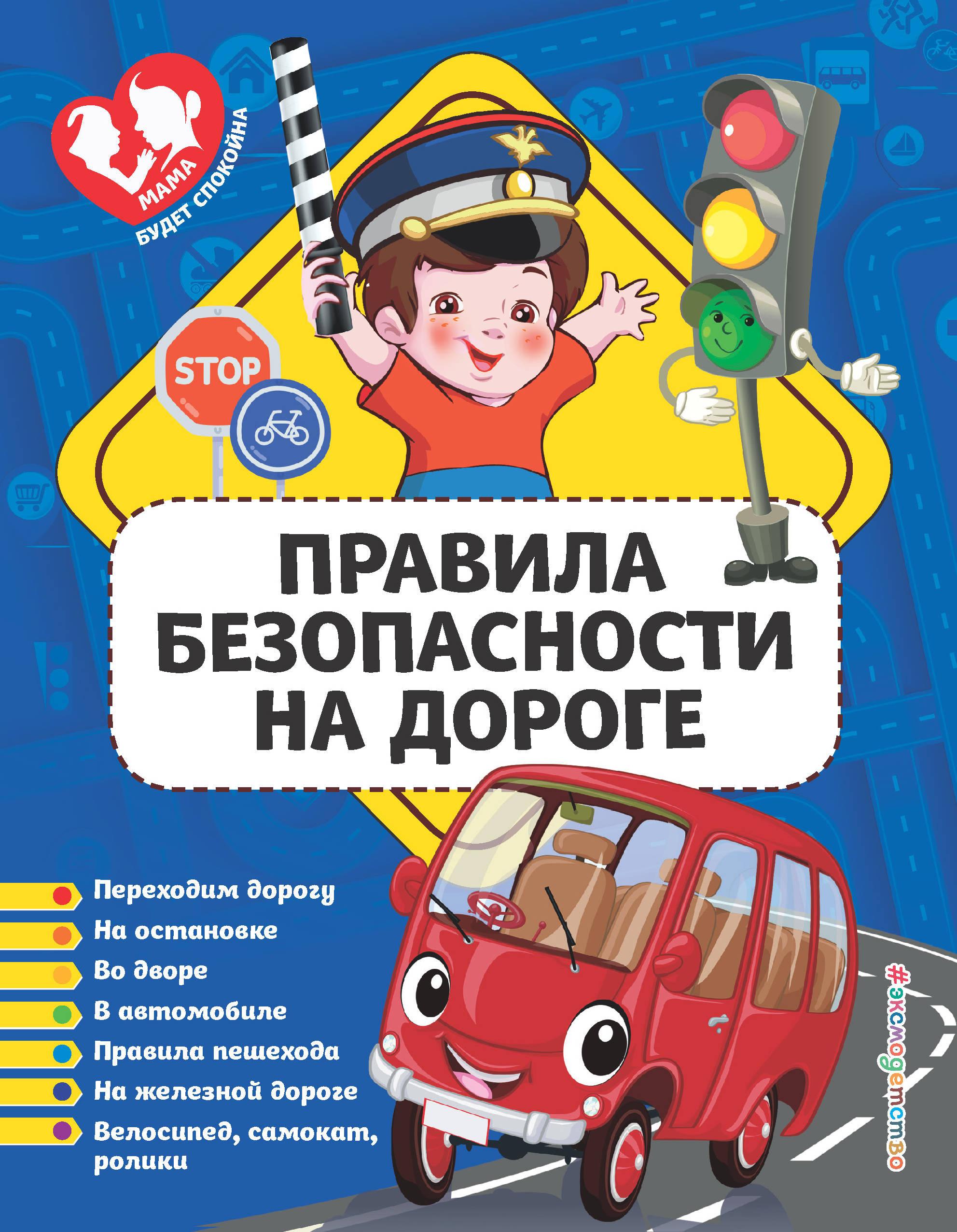 Василюк Юлия Сергеевна Правила безопасности на дороге