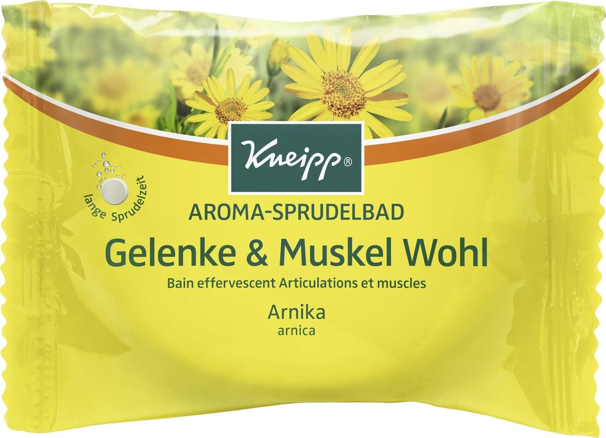 """Kneipp Соль для жемчужной ванны ароматическая """"Для мышц и суставов"""", 80 г"""