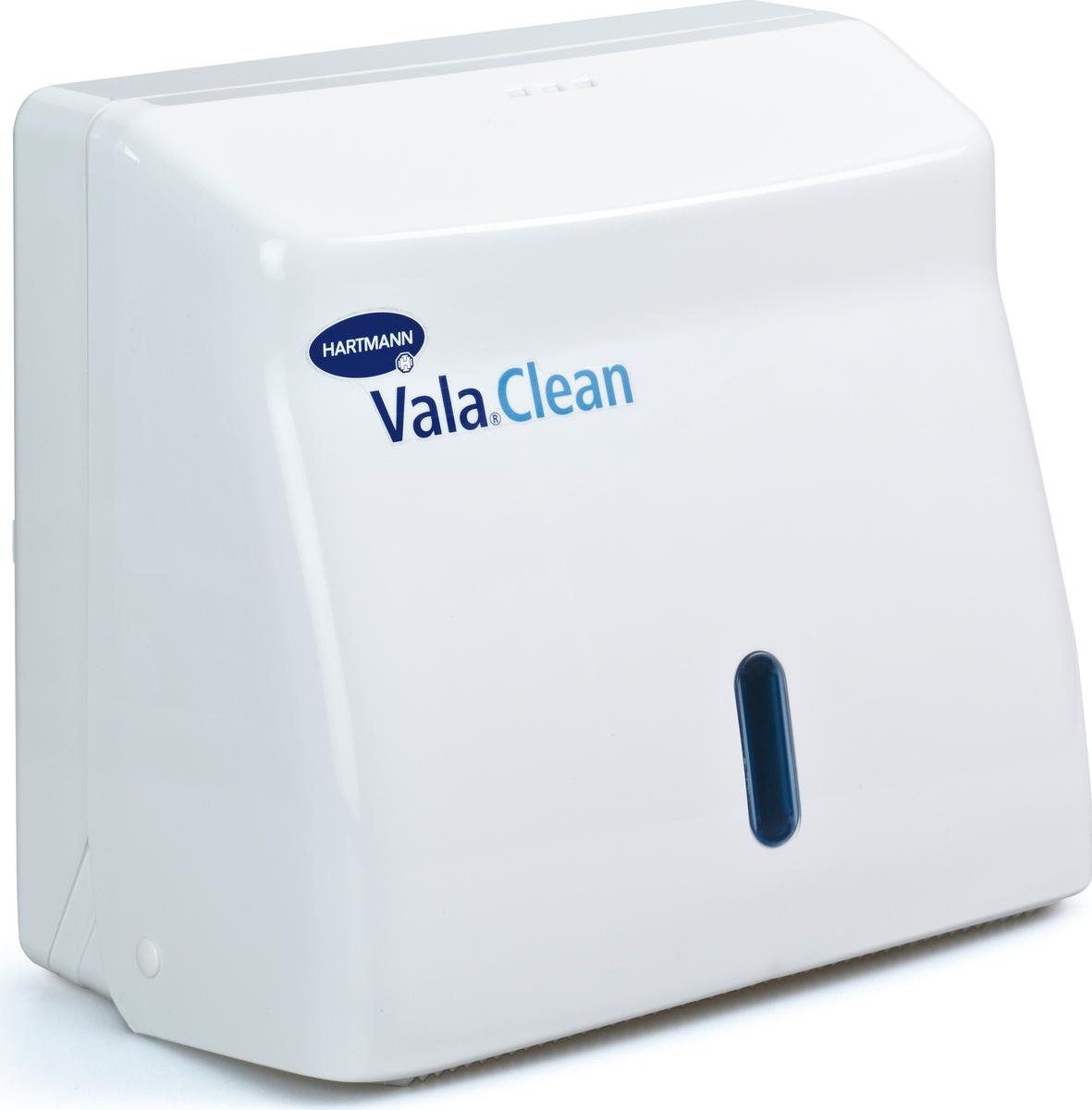 Контейнер для хранения и изъятия одноразовых полотенец. Защищает рулон от загрязнения.