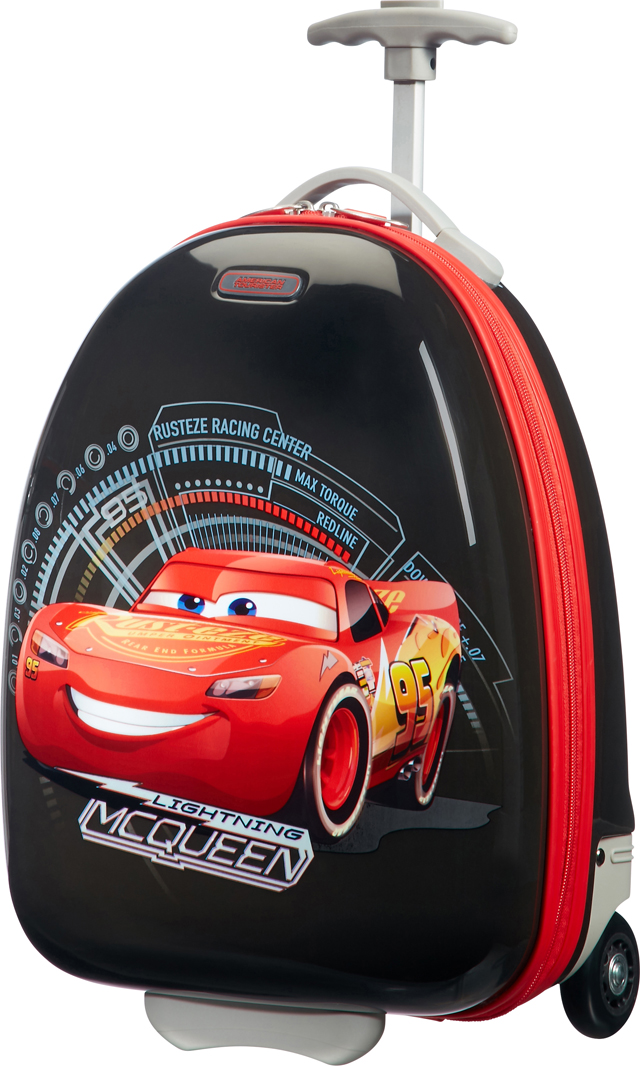 Чемодан двуххколесный American Tourister Disney. Тачки, 20 л american tourister american tourister mr men little miss at3 98013