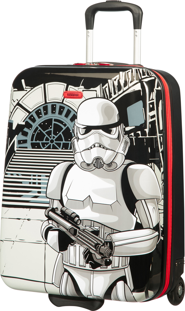 Чемодан двуххколесный American Tourister Star Wars. Штурмовик, 32,5 л american tourister american tourister mr men little miss at3 98013