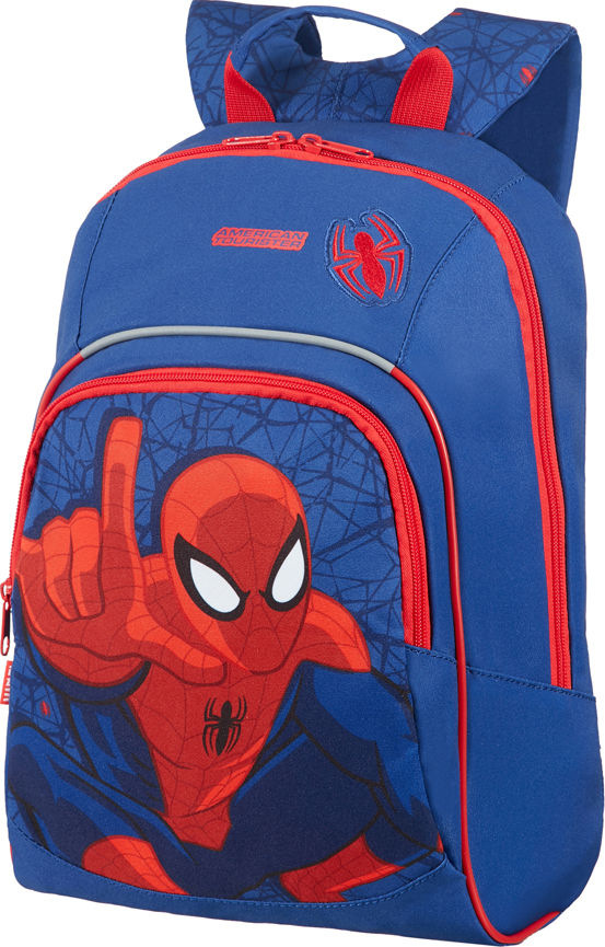 Рюкзак городской American Tourister Marvel. Человек-паук, 12 л american tourister american tourister mr men little miss at3 98013
