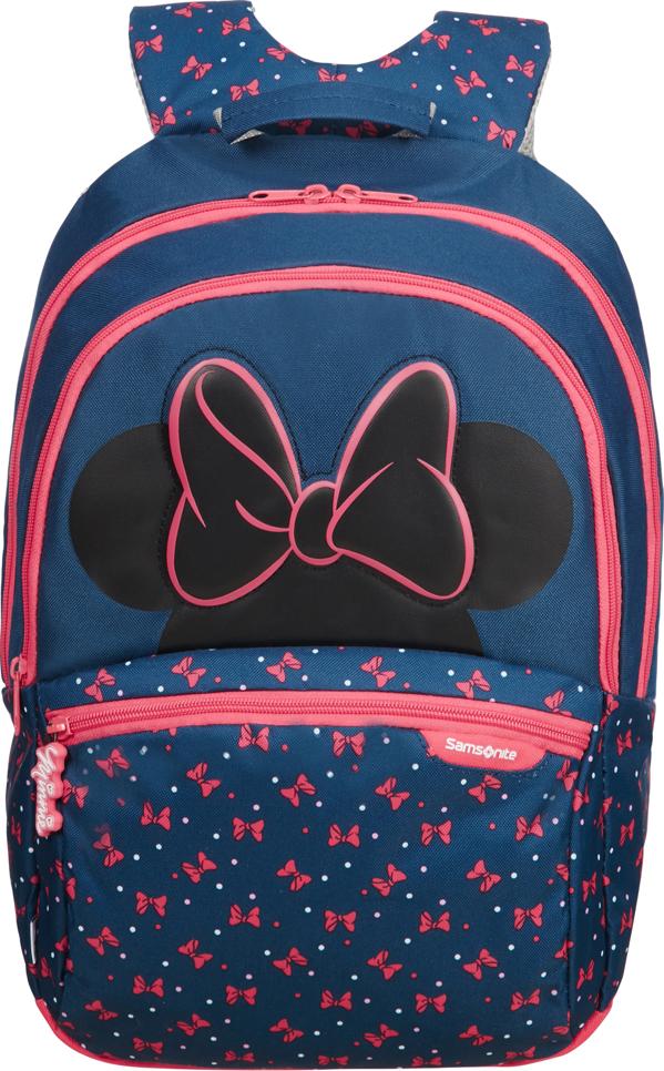 Рюкзак городской Samsonite Disney. Минни неон, 18,5 л чемодан samsonite uplite цвет красный 38 5 л 99d 00005