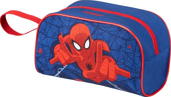 Косметичка дорожная American Tourister Marvel. Человек-паук, 3,5 л