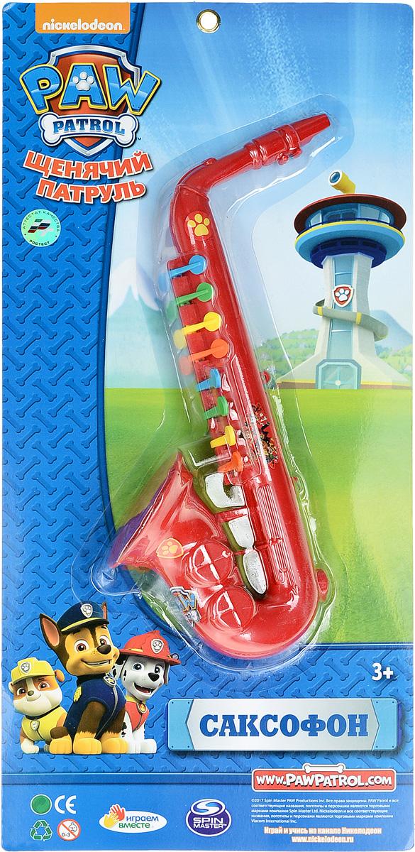Играем вместе Саксофон Щенячий патруль B226350-R7