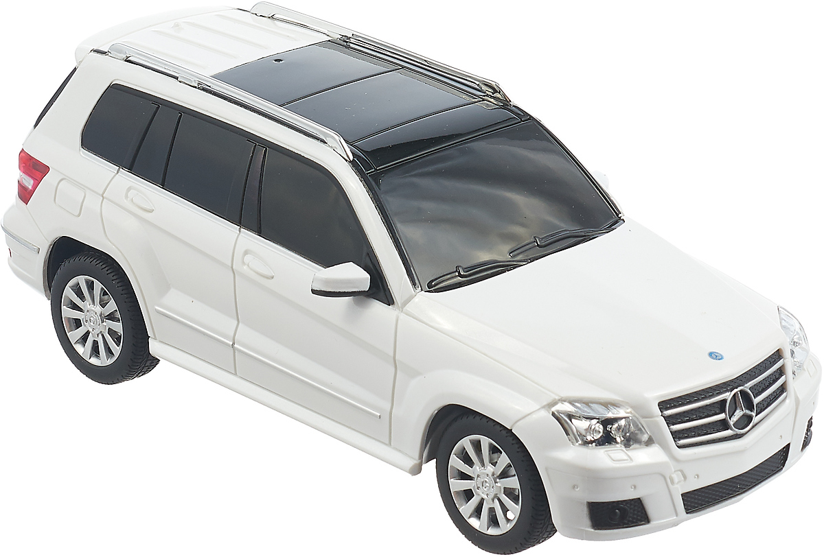 Rastar Радиоуправляемая модель Mercedes-Benz GLK масштаб 1:24 модель автомобиля 1 32 bburago mercedes benz glk class