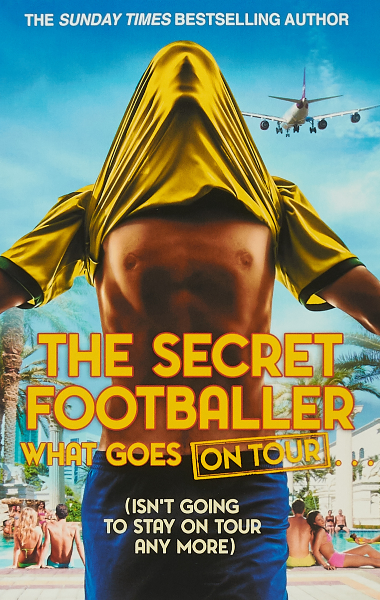 Zakazat.ru SECRET FOOTBALLER: WHAT GOES ON