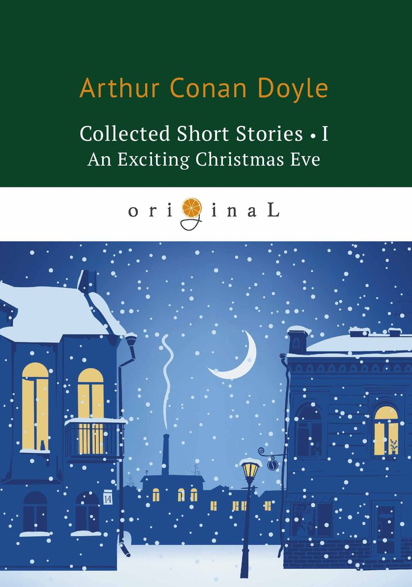 Doyle A.C. Collected Short Stories I: An Exciting Christmas Eve ISBN: 978-5-521-07145-6 tdou endo cordless c fill obturation system with obturation gun and obturation pen free shipping