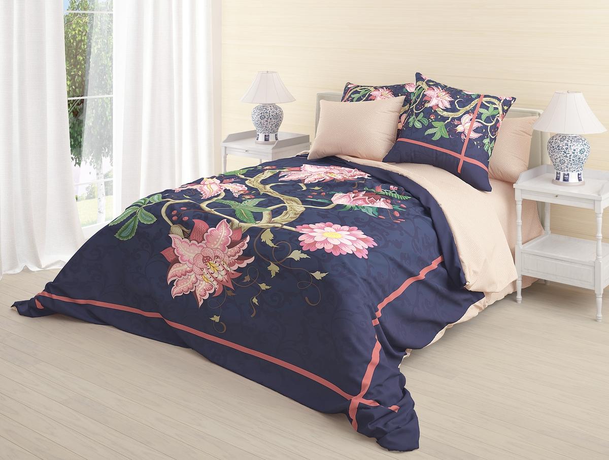 Комплект белья Волшебная ночь Yaromila, 2-спальный, наволочки 70x70. 718639