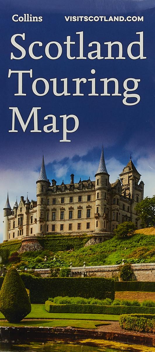 VISIT SCOTLAND TOURING MFO dk eyewitness top 10 travel guide scotland