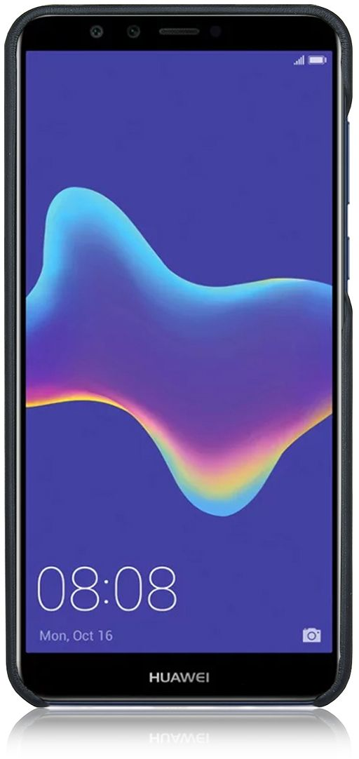 G-Case Slim Premium чехол для Huawei Y9 (2018), Black аксессуар чехол для huawei y9 2018 g case slim premium black