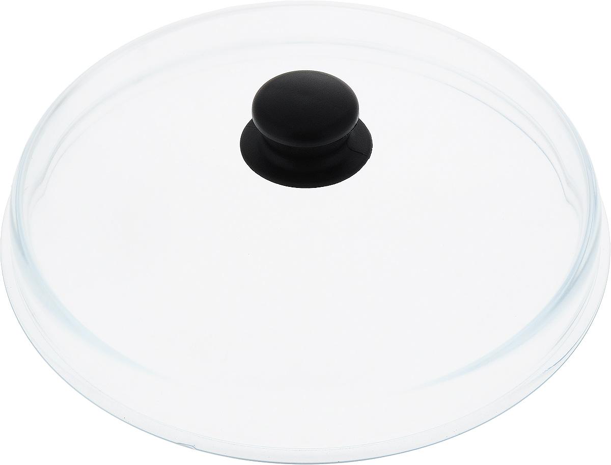 Крышка с пластиковой ручкой изготовлена из термостойкого и экологически чистого боросиликатного стекла, устойчивого к влиянию высокой температуры. Ручка крышки имеет удобную форму, она выполнена из качественного термостойкого пластика, который не нагревается в процессе приготовления пищи и не обжигает руки. Крышка предназначается для сотейников, кастрюль и сковород, диаметр которых равен диаметру крышки. Перед первым использованием вымойте крышку теплой водой с моющими средствами. Не ставьте посуду, накрытую крышкой с пластмассовой ручкой, в духовку или микроволновую печь. Подходит для мытья в посудомоечной машине.